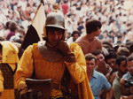 The Palio in Siena